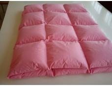 Paplon 200 x 135 ružový